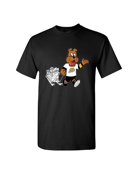 Picture of WHL Brandon Wheat Kings Adult T-shirt