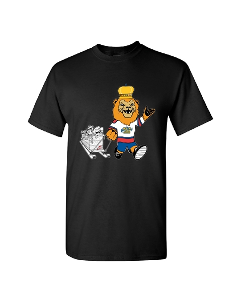 Picture of WHL Edmonton Oil Kings Adult T-shirt