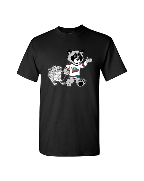 Picture of WHL Kelowna Rockets Adult T-shirt