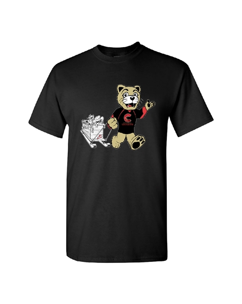 Picture of WHL Prince George Cougars Adult T-shirt