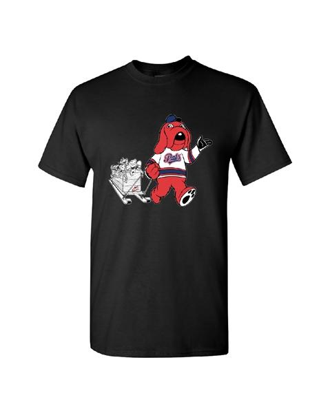 Picture of WHL Regina Pats Adult T-shirt