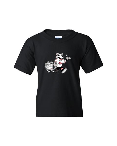 Picture of WHL Lethbridge Hurricanes Youth T-shirt