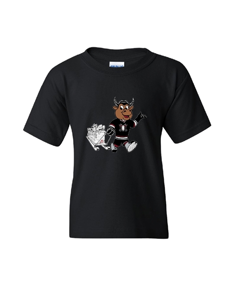 Picture of WHL Red Deer Rebels Youth T-shirt