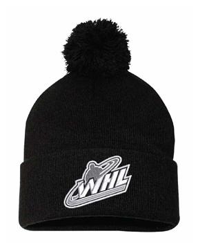 Picture of WHL Pom Pom Knit Toque
