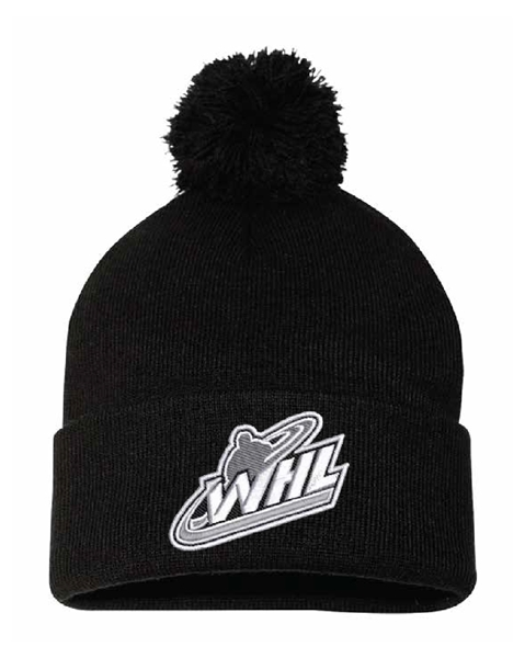 Picture of WHL Pom Pom Knit Toque